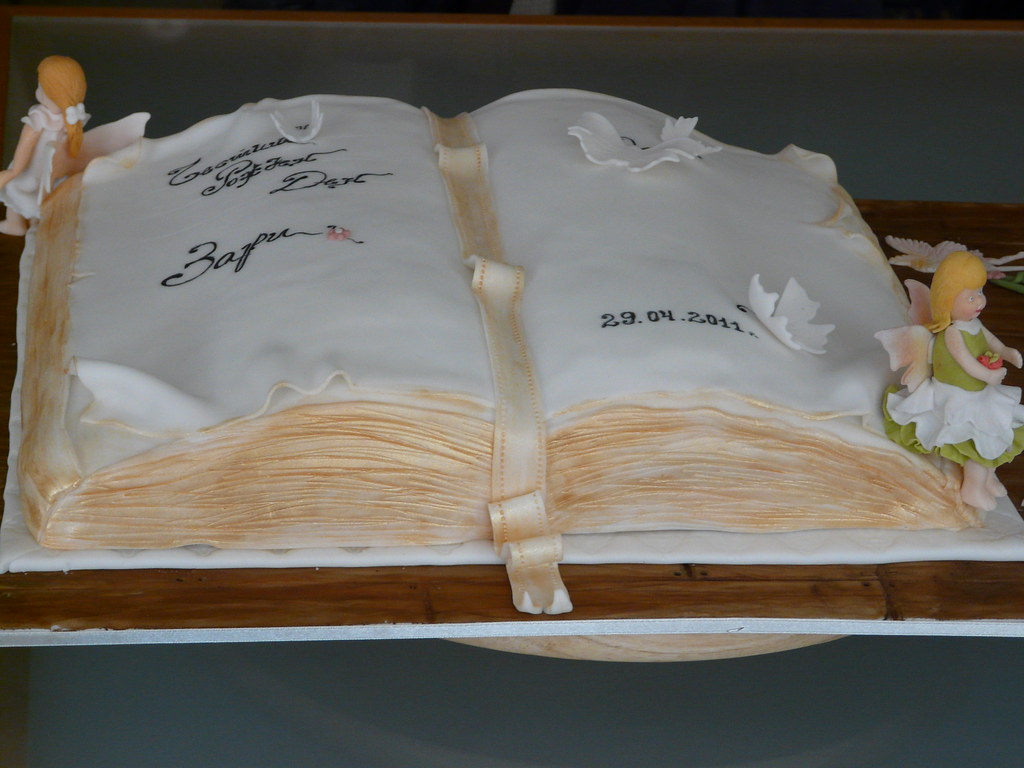 Open Book Cake Images : Open book cake Opera cake Mariana Ilieva Flickr