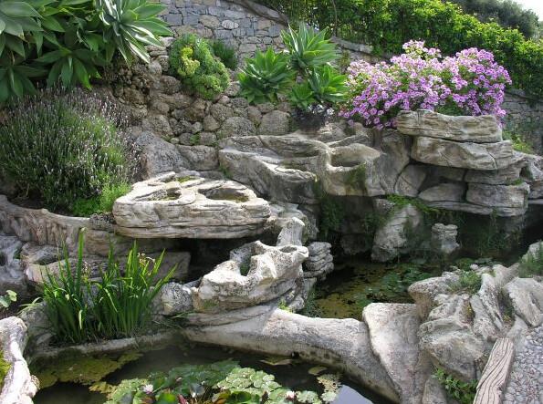 Giardini Botanici Hanbury La Passeggiata Delle