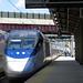 Acela Express Arriving