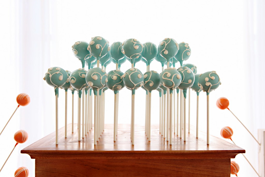 Cake Design And Sweet Expo Zurich : GetMarried Event -Top Tier Cake Pops Get Married ...