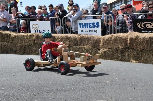 Go Waihi Trolley Derby 2016