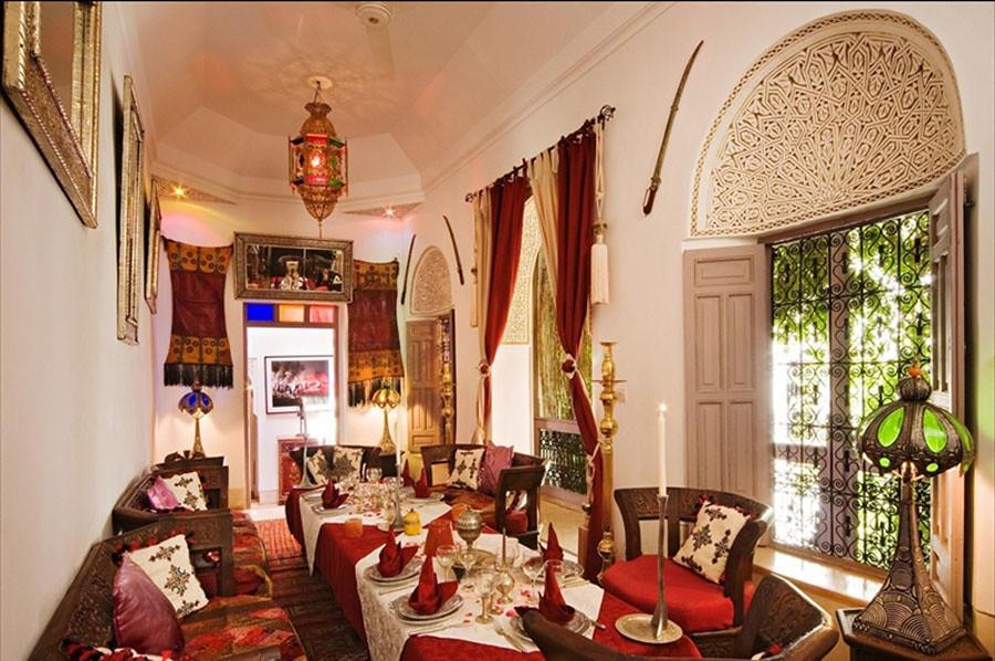 Authentic Moroccan Riad Marrakech Dar Eliane Authentic