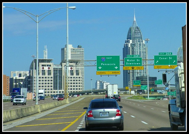 Mobile Alabama From I 10 Flickr Photo Sharing