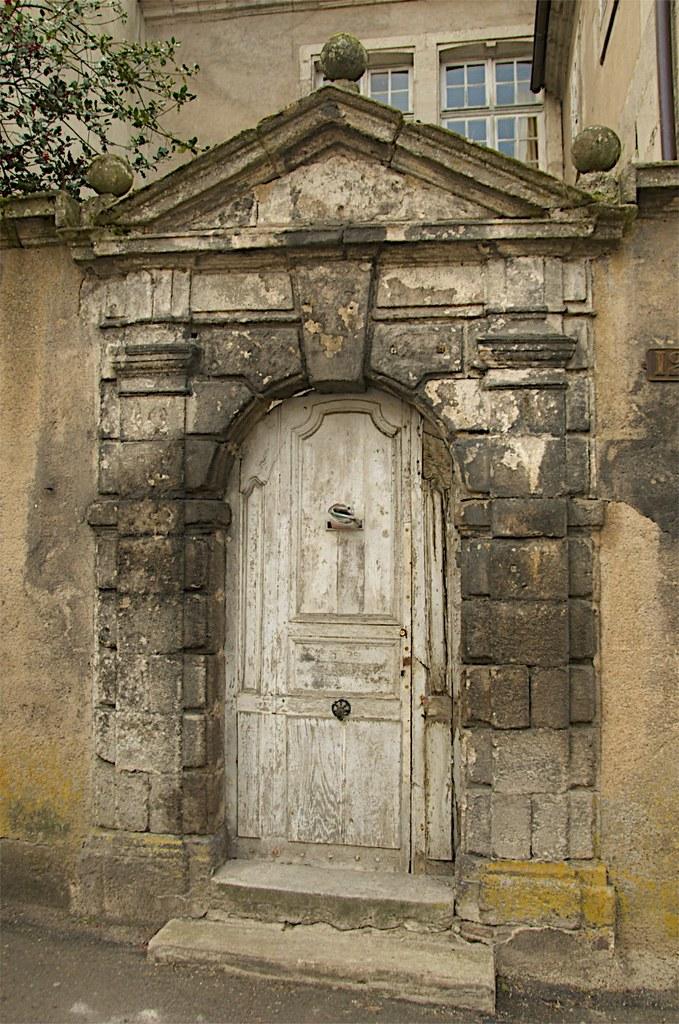 Ancient Roman Doors : Autun roman door an ancient in jane