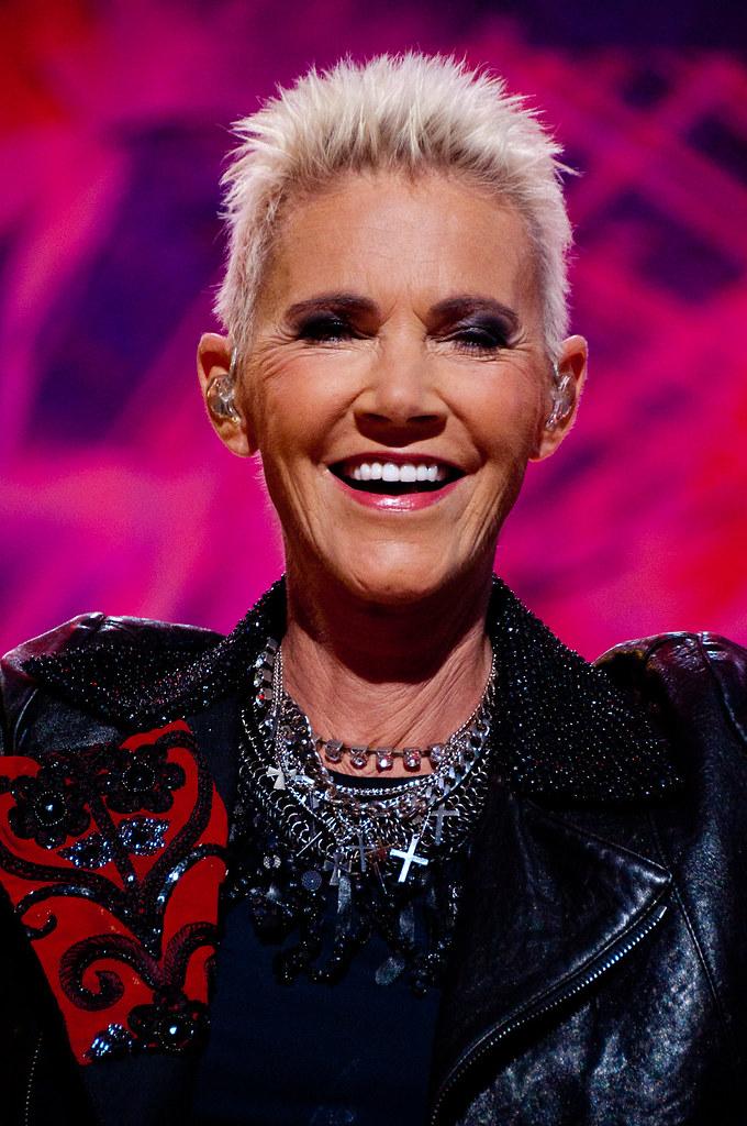 Marie Fredriksson Roxette Show Do Roxette No Credicard