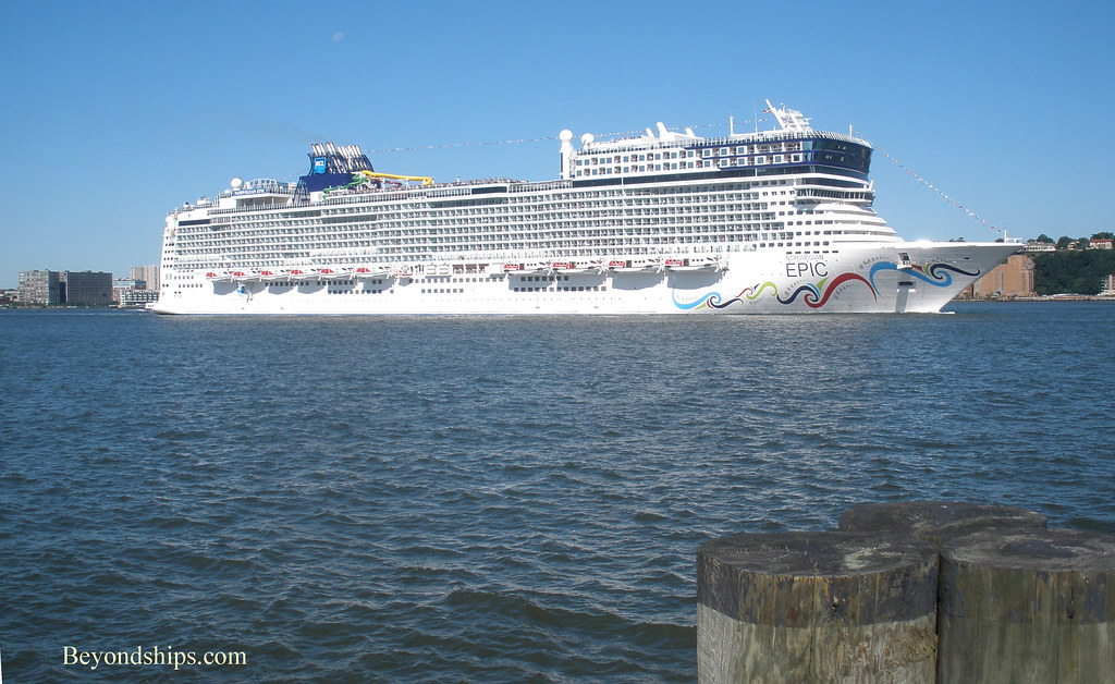 Norwegian Epic  Norwegian Epic NCL39s Largest Cruise Ship