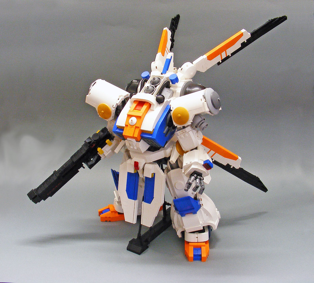 Metal Storm [blaq'd fix] - 重力装甲メタルストーム | All engines running… | Flickr