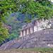 Temple in Palenque, Mexico