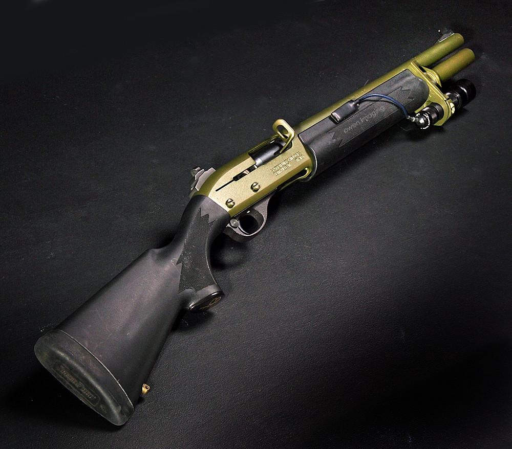 Wilson Combat Remington 1187 ©2011 | Wilson Combat ...
