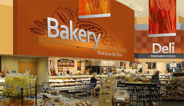 Interior Bakery Design Bakery Department Interior