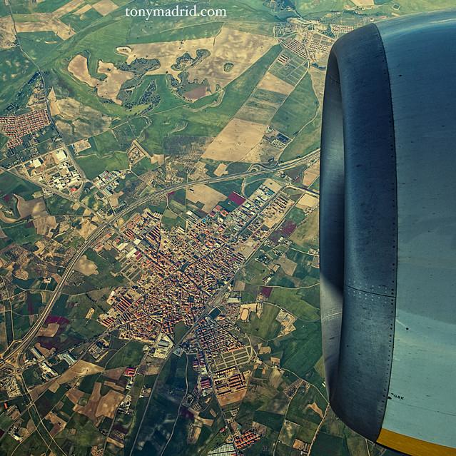 vuelo madrid almeria: