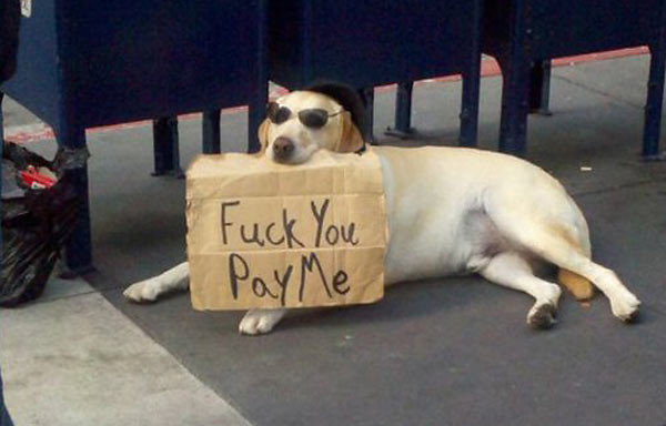 Pay for me