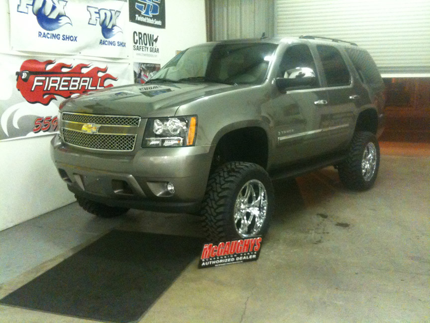 Lifted 2wd Tahoe >> 2007-11 GM 1500 (2WD) TAHOE 7 Inch Lift Kit | Accessory Partners LLC | Flickr