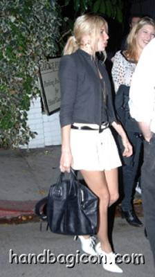 Sienna Miller And Givenchy Nightingale Bag Sienna Miller