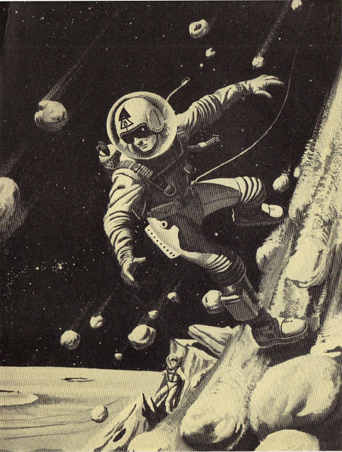 amazing vintage Sci-Fi artwork | Flickr - Photo Sharing!