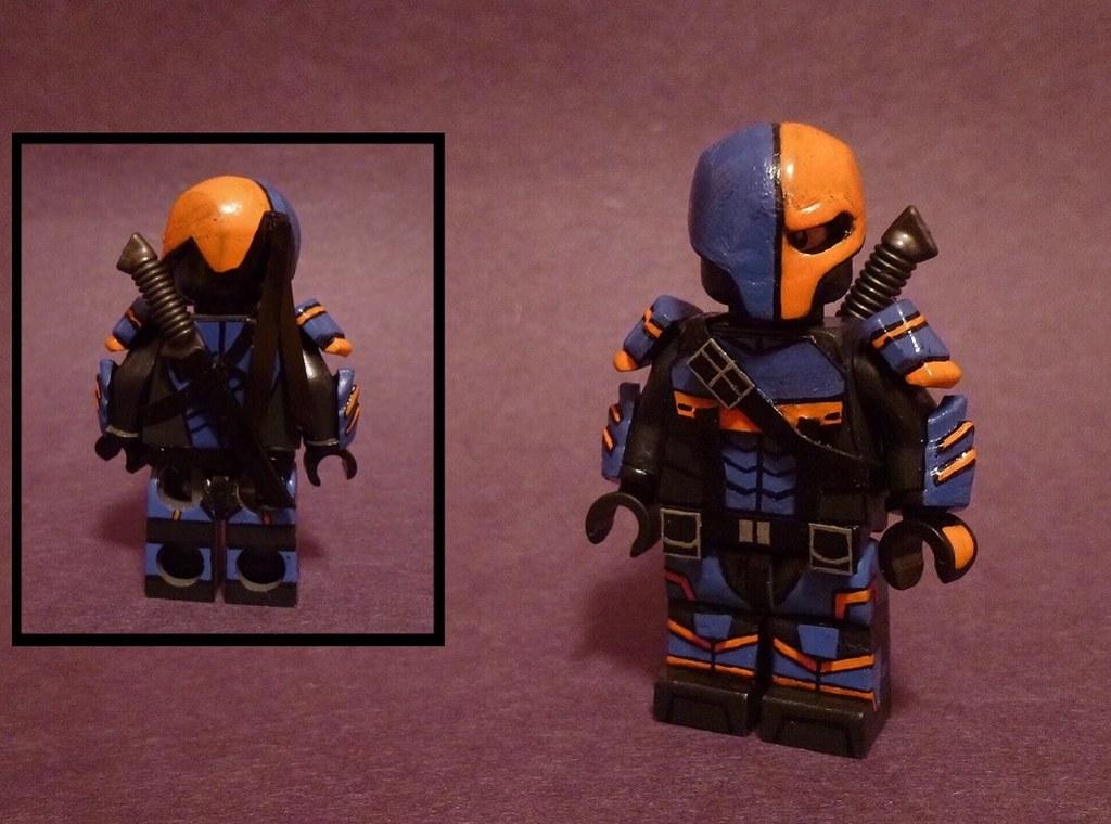 deathstroke lego - photo #7
