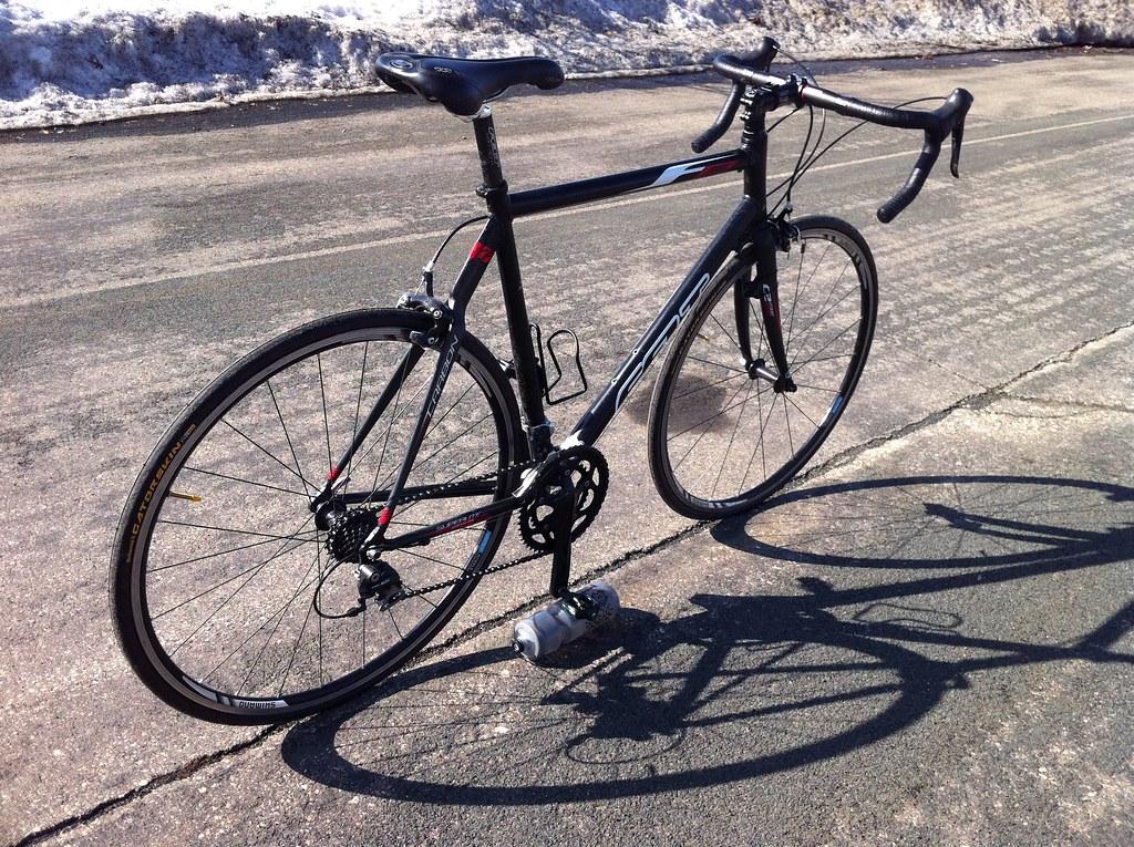 Felt F55 Road Bike For Sale Aluminum Frame Carbon Fork
