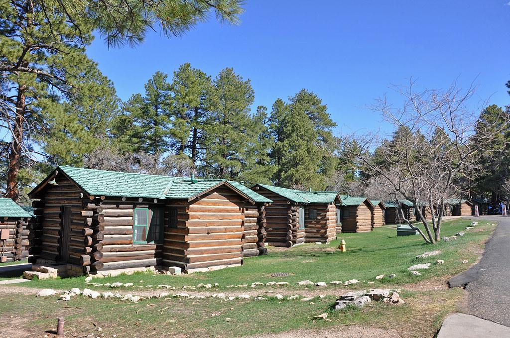 Grand Canyon Lodge North Rim Frontier Cabins 0505 Grand