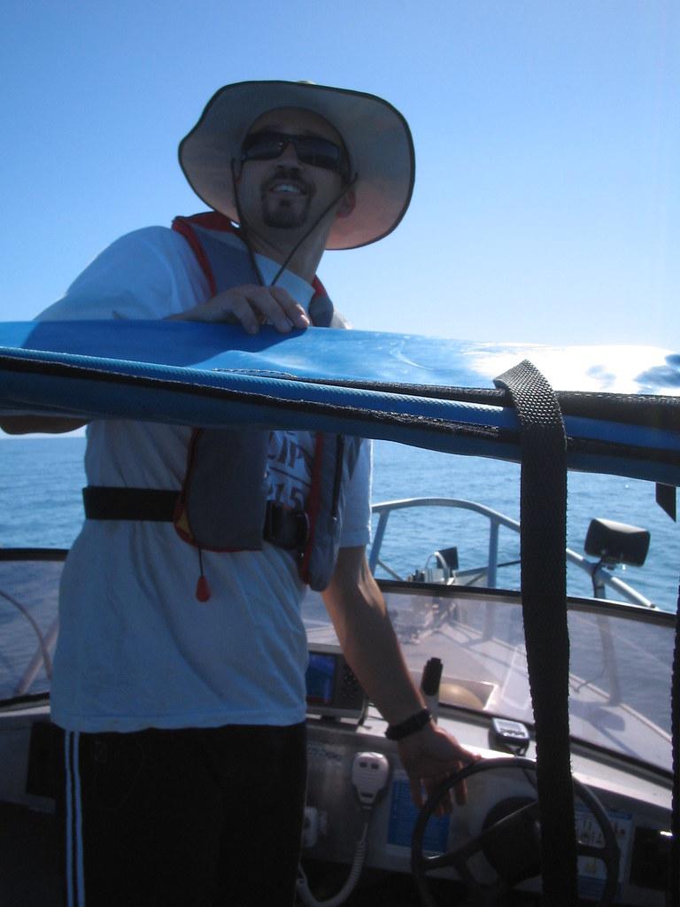 Skipper Steve