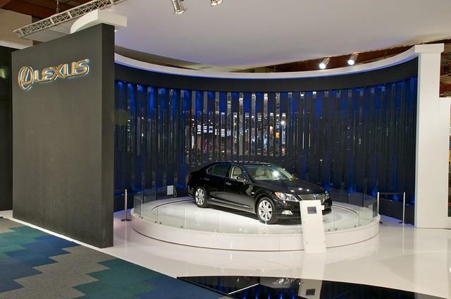 Expo Exhibition Stands Johannesburg : Lexus stand johannesburg international motor show