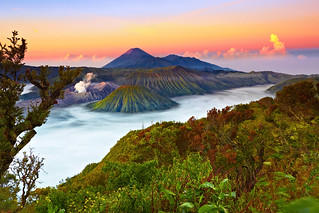 What nature delivers to us is never stale because it has eternity in it. Bromo - Tengger - Semeru National Park | by tropicaLiving - Jessy Eykendorp