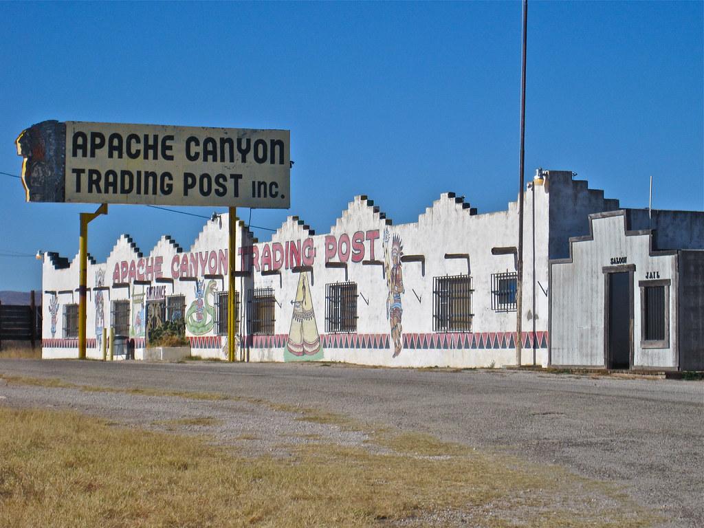 Apache Canyon Trading Post Whites City Nm Apache