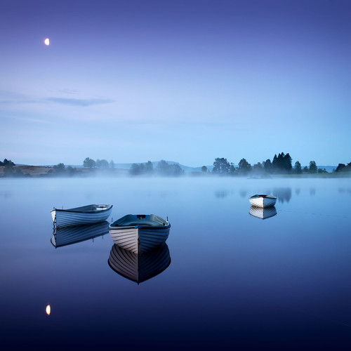 Moonlight Blue... | by ouldm01