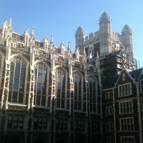 The Neo Gothic Architecture Of City College