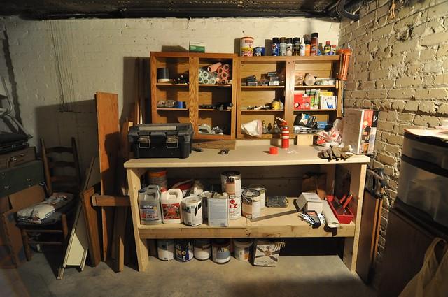 Demolition Kitchen Countertop