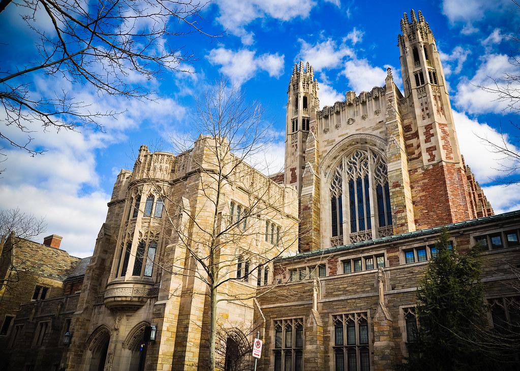 Yale Law School Yale University New Haven Connecticut