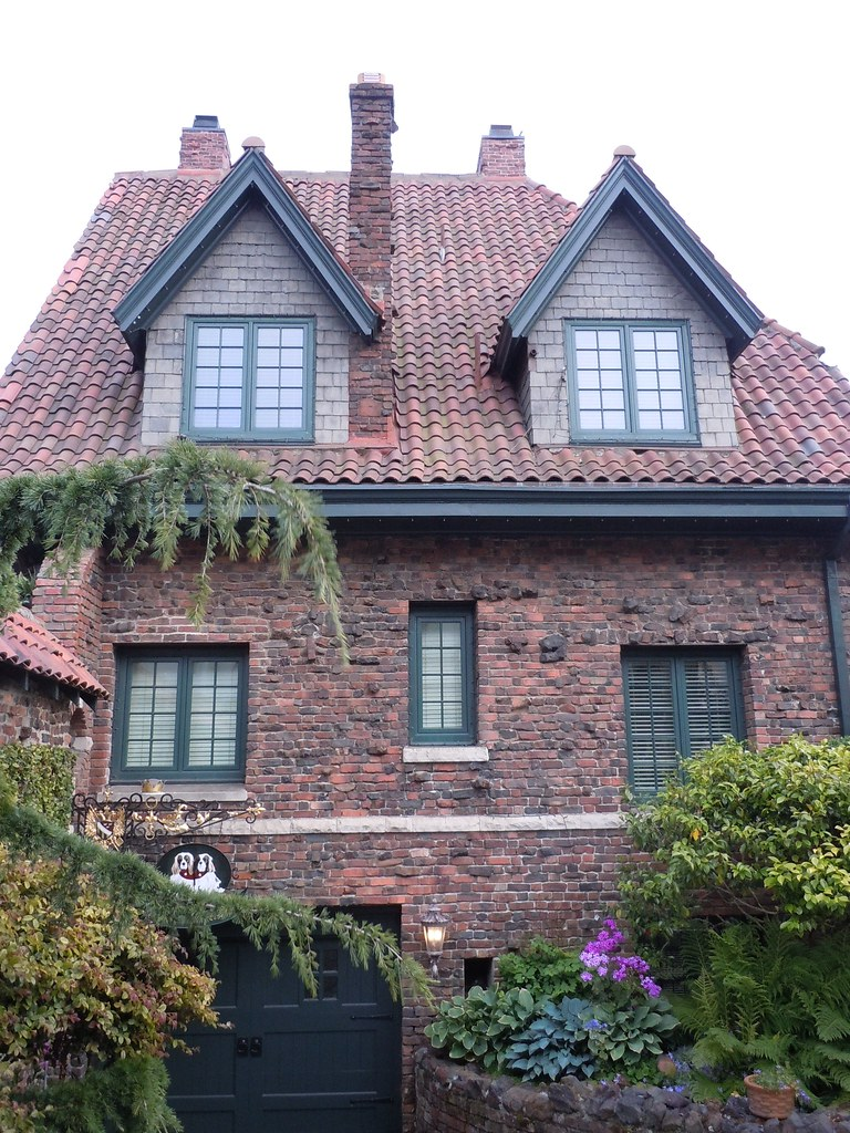 Dettner house 1917 architect ida mccain romantic for 45 upper terrace san francisco