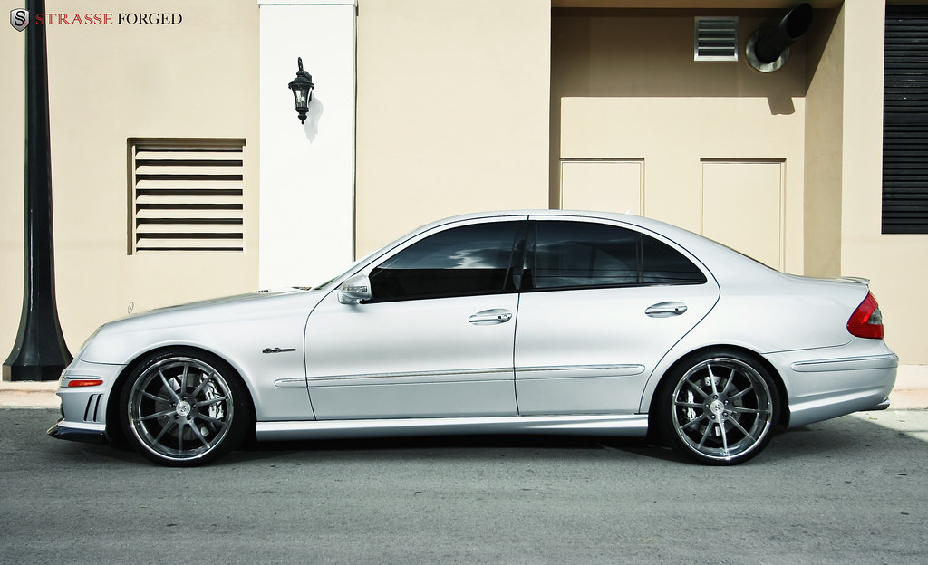 Strasse Forged Wheels Mercedes E63 Amg Strasse Forged