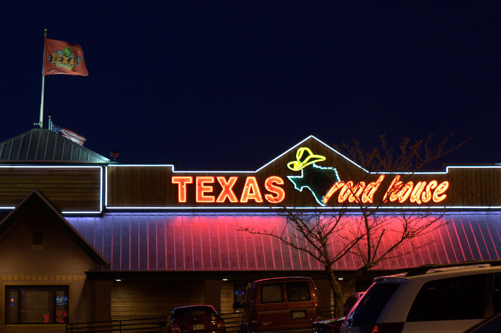 Texas Road House Coastal Grand Mall Myrtle Beach Sc
