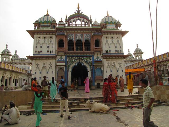 Janakpur Nepal  city images : Janaki Mandir, Janakpur, Nepal   Flickr Photo Sharing!