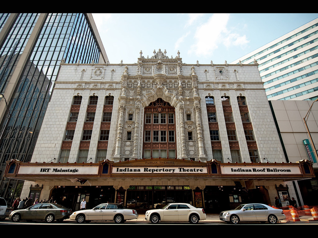 indiana repertory theatre business report