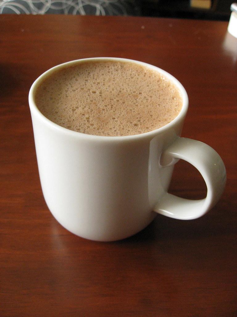 Spanish Hot Chocolate Packaging Hexagon