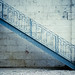 {postcards :: the blue stairs}