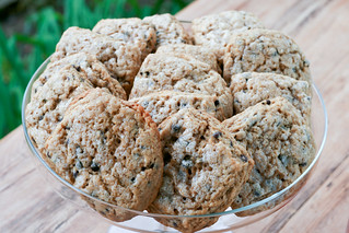 Chocolate Chip Espresso Scones | by Food Librarian