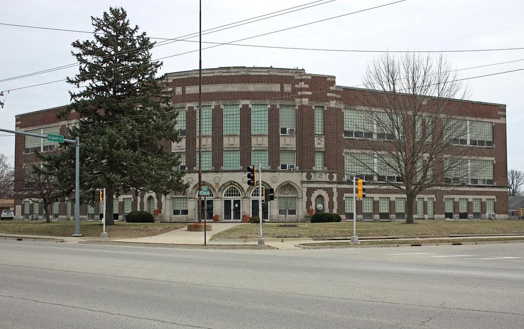Danville Il Cannon Elementary School 1202 E Main St Flickr