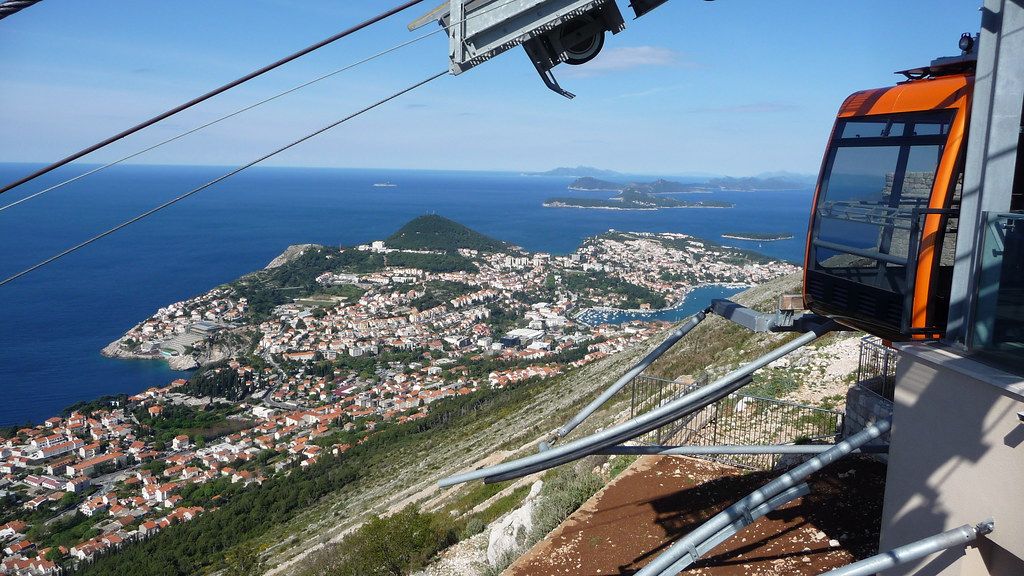 Cable Car To Srd Mountain And Imperial Fortress Dubrovnik