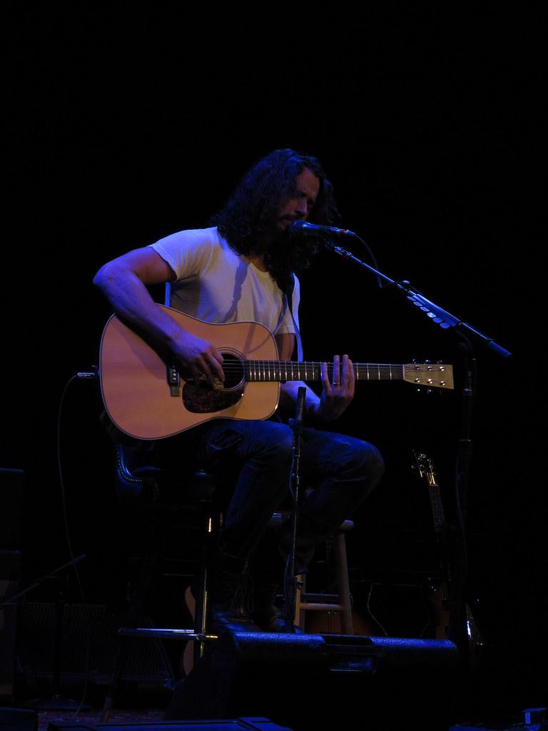 Chris Cornell Solo Tour