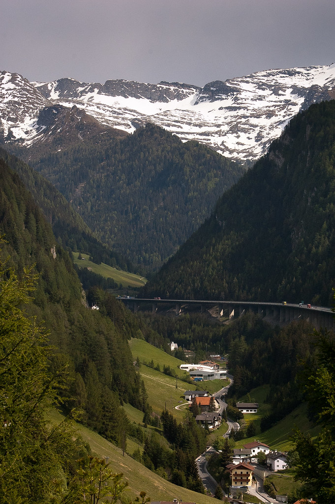 Brenner Pass I Am Fascinated By The Brenner Pass The
