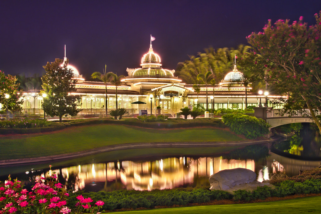 New Disney Restaurant Magic Kingdom