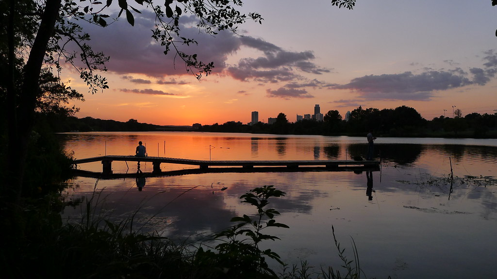 ladybird lake, Austin, texas, Austin hotels