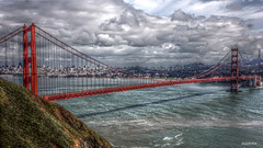 Golden Gate Bridge HDR
