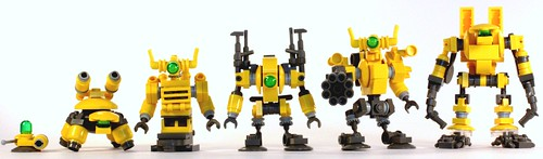 Super Electric Robot Team Flickr Photo Sharing