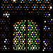 Stained glass window, Junagarh