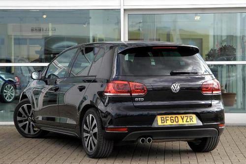 Golf R 0-60 >> VW Golf GTD Deep Black   Flickr - Photo Sharing!