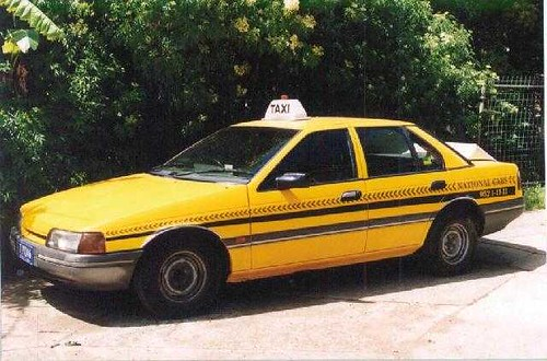 Most Popular Car Used For Taxi