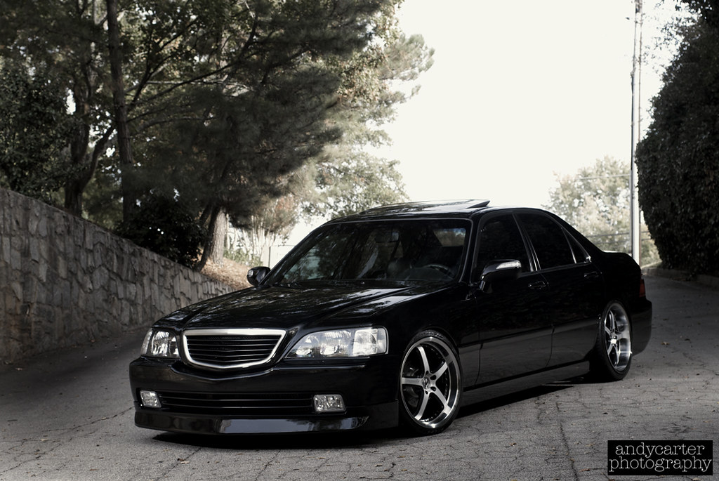 Vip Acura Rl Andy Carter Flickr